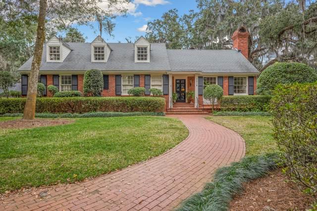 3818 Bettes Cir, Jacksonville, FL 32210 (MLS #1036993) :: Memory Hopkins Real Estate