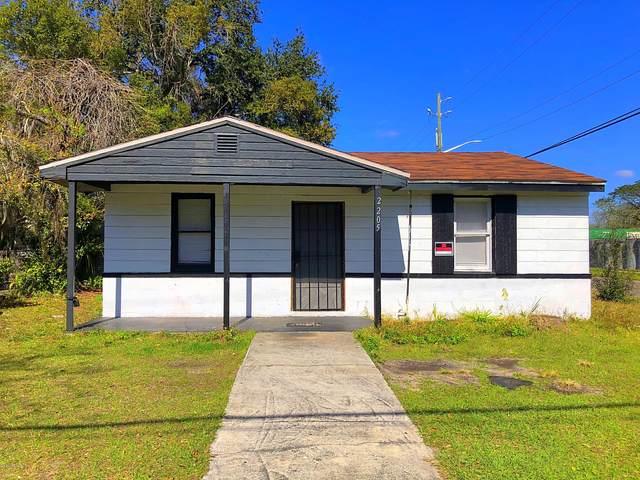 2205 Commonwealth Ave, Jacksonville, FL 32209 (MLS #1037001) :: The Hanley Home Team