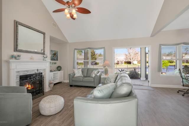 1268 Paradise Pond Rd, St Augustine, FL 32092 (MLS #1037600) :: Memory Hopkins Real Estate
