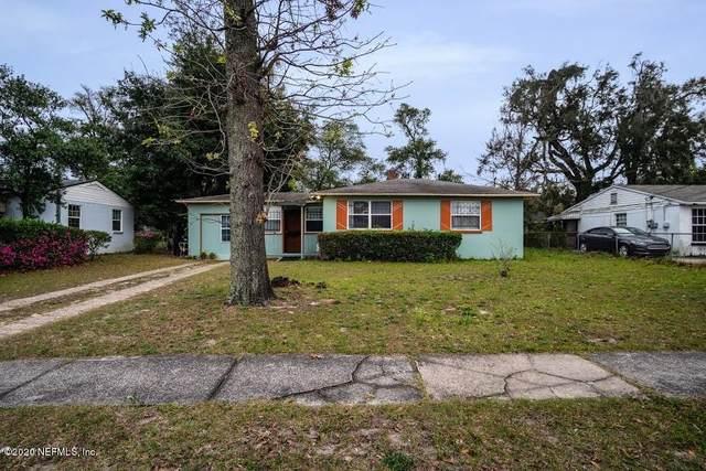 904 Kennard St, Jacksonville, FL 32208 (MLS #1037656) :: Memory Hopkins Real Estate