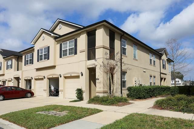 12301 Kernan Forest Blvd #806, Jacksonville, FL 32225 (MLS #1037773) :: The Hanley Home Team