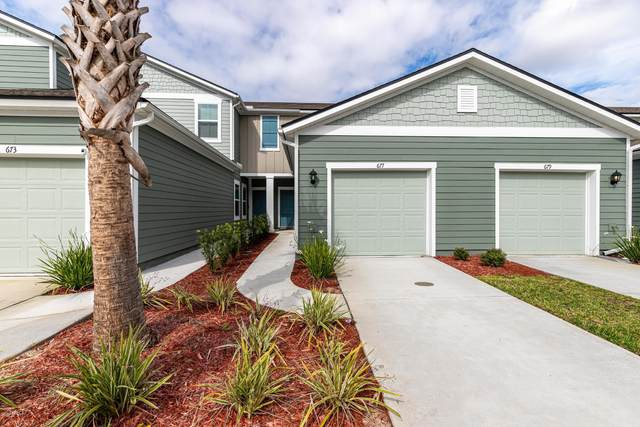 677 Servia Dr, St Johns, FL 32259 (MLS #1037814) :: The Volen Group | Keller Williams Realty, Atlantic Partners