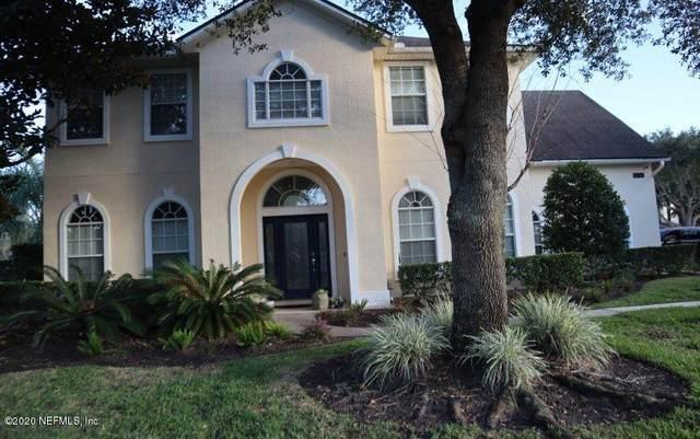 7799 Chipwood Ln, Jacksonville, FL 32256 (MLS #1037818) :: The DJ & Lindsey Team