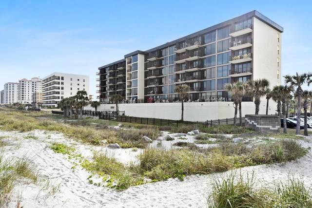 601 1ST St S 7F, Jacksonville Beach, FL 32250 (MLS #1038202) :: Ponte Vedra Club Realty