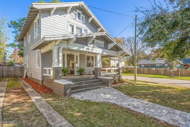 2691 College St, Jacksonville, FL 32204 (MLS #1038224) :: Memory Hopkins Real Estate