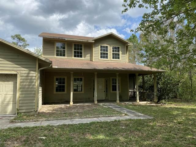 2412 Kacie Ln, St Augustine, FL 32084 (MLS #1038245) :: The Hanley Home Team