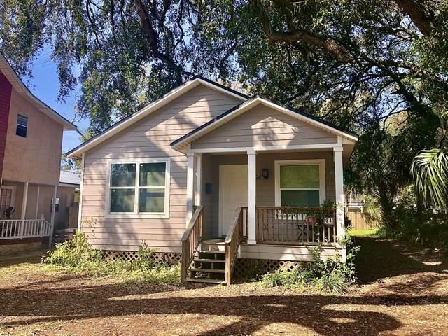 94 Bridge St, St Augustine, FL 32084 (MLS #1038272) :: Berkshire Hathaway HomeServices Chaplin Williams Realty