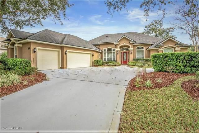 1008 W Dorchester Dr, Jacksonville, FL 32259 (MLS #1038503) :: EXIT 1 Stop Realty