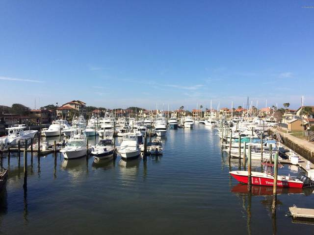 201 Yacht Club Dr #20, St Augustine, FL 32084 (MLS #1038785) :: The DJ & Lindsey Team