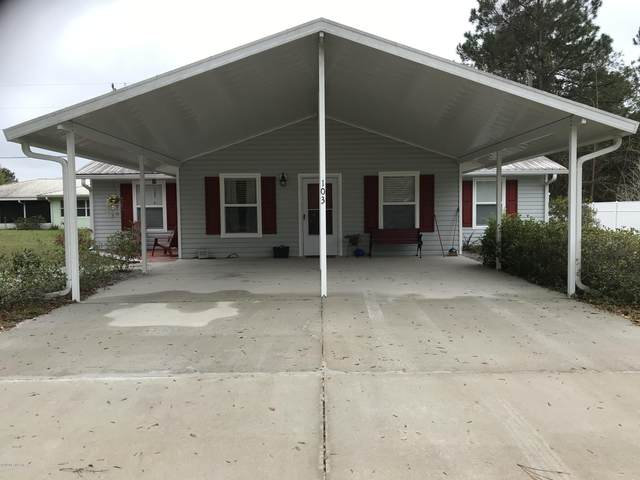 103 Hayes Ave, Crescent City, FL 32112 (MLS #1038798) :: Berkshire Hathaway HomeServices Chaplin Williams Realty