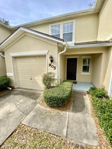 6700 Bowden Rd #905, Jacksonville, FL 32216 (MLS #1039162) :: Ponte Vedra Club Realty