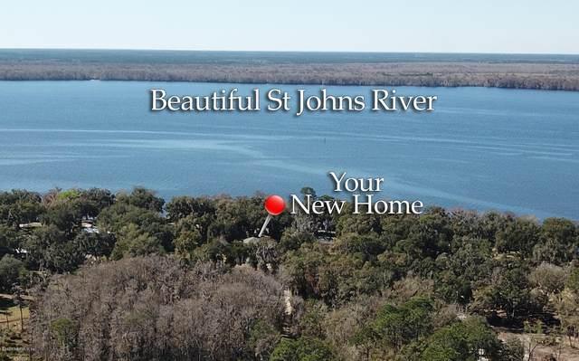 10536 County Rd 13 N, St Augustine, FL 32092 (MLS #1039585) :: Noah Bailey Group