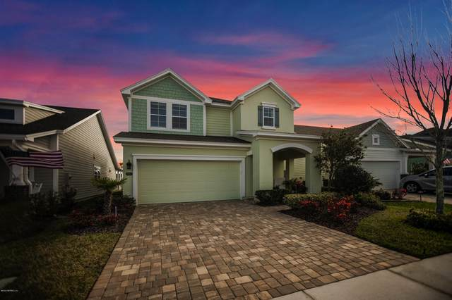 292 Park Lake Dr, Ponte Vedra, FL 32081 (MLS #1039643) :: Memory Hopkins Real Estate