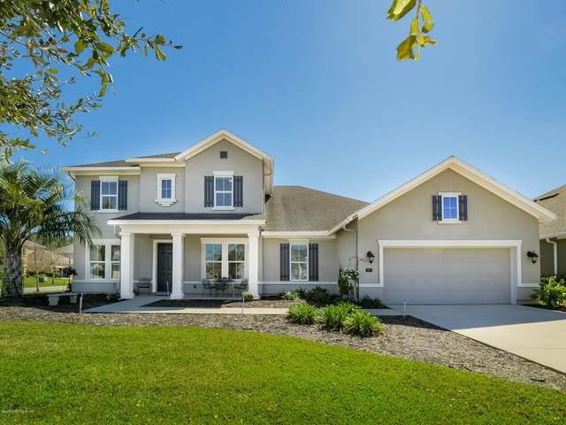 697 Cross Ridge Dr, Ponte Vedra, FL 32081 (MLS #1039854) :: The Hanley Home Team