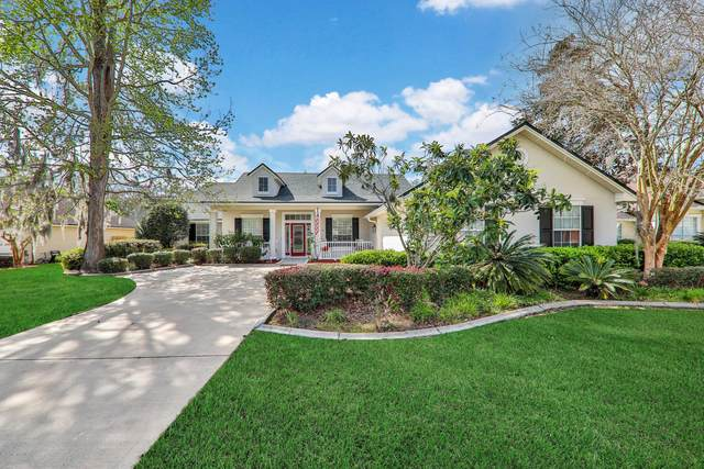 1751 Margarets Walk Dr, Fleming Island, FL 32003 (MLS #1039863) :: The DJ & Lindsey Team