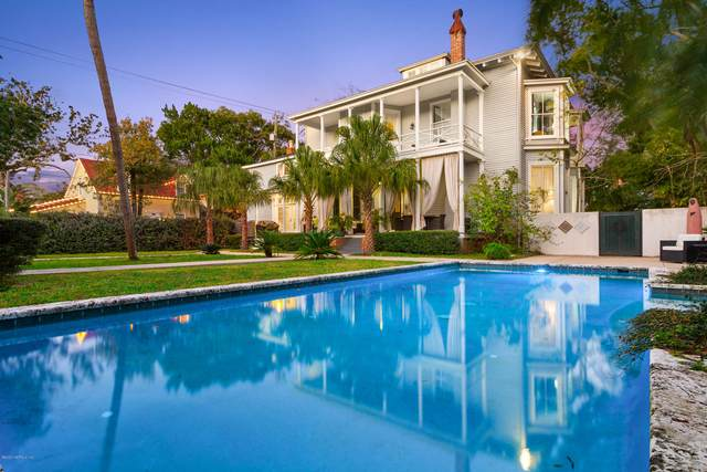 252 St George St, St Augustine, FL 32084 (MLS #1039946) :: The Hanley Home Team