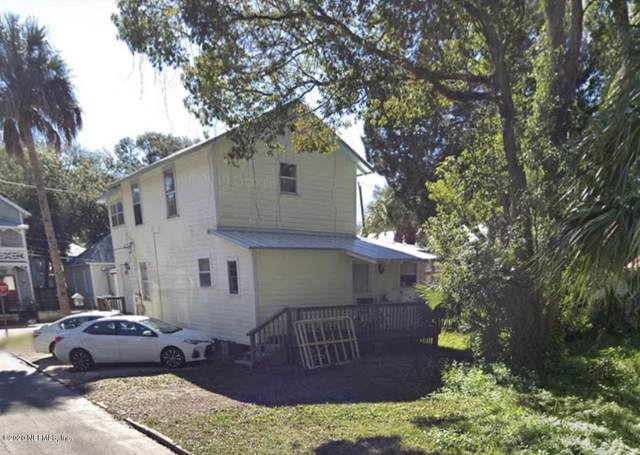 110 De Haven St, St Augustine, FL 32084 (MLS #1040248) :: EXIT Real Estate Gallery