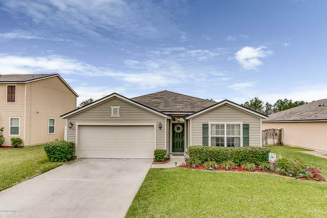 3846 Falcon Crest Dr, GREEN COVE SPRINGS, FL 32043 (MLS #1040301) :: The Perfect Place Team