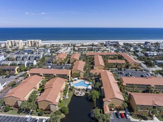 103 25TH Ave K21, Jacksonville Beach, FL 32250 (MLS #1040351) :: Memory Hopkins Real Estate