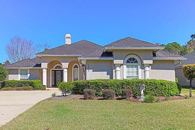 3509 Olympic Dr, GREEN COVE SPRINGS, FL 32043 (MLS #1040911) :: Noah Bailey Group