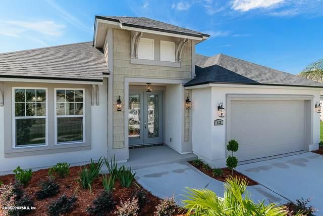 318 Athens Dr, St Augustine, FL 32092 (MLS #1041663) :: The Hanley Home Team