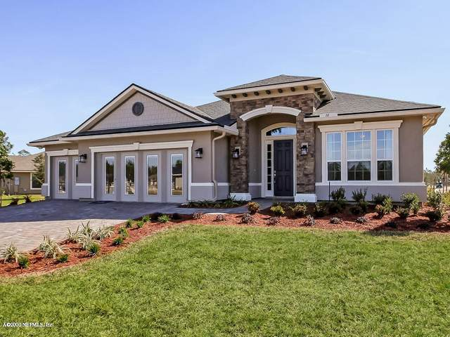28 Spring Creek Way #121, St Augustine, FL 32095 (MLS #1042725) :: The Hanley Home Team