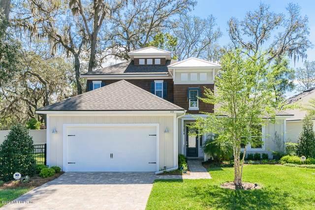 8725 Anglers Cove Dr, Jacksonville, FL 32217 (MLS #1043138) :: Bridge City Real Estate Co.