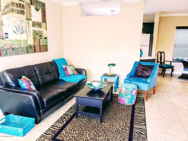 1800 The Greens Way #1810, Jacksonville Beach, FL 32250 (MLS #1043297) :: Bridge City Real Estate Co.