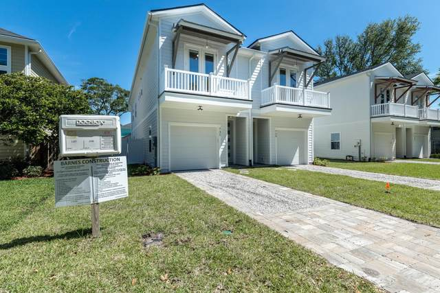 700 11TH Ave S, Jacksonville Beach, FL 32250 (MLS #1043700) :: Menton & Ballou Group Engel & Völkers