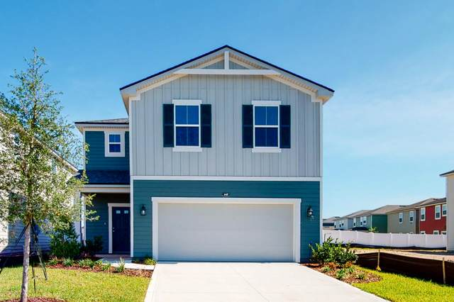 445 Narrowleaf Dr, St Johns, FL 32259 (MLS #1043999) :: Menton & Ballou Group Engel & Völkers