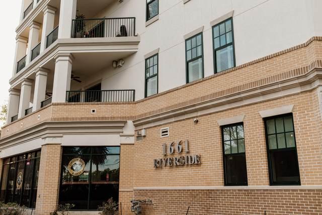 1661 Riverside Ave #315, Jacksonville, FL 32204 (MLS #1044393) :: Bridge City Real Estate Co.