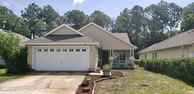 241 N Churchill Dr, St Augustine, FL 32086 (MLS #1044666) :: The Hanley Home Team