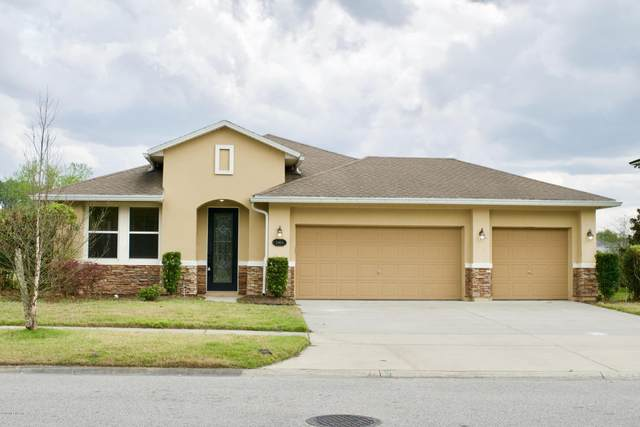 2901 Bent Bow Ln, Middleburg, FL 32068 (MLS #1044950) :: The Hanley Home Team