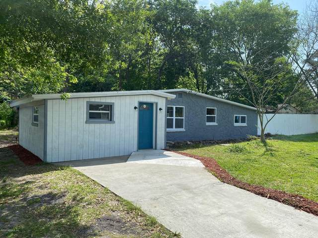 1041 Seminole Ave, Jacksonville, FL 32254 (MLS #1044973) :: The Hanley Home Team