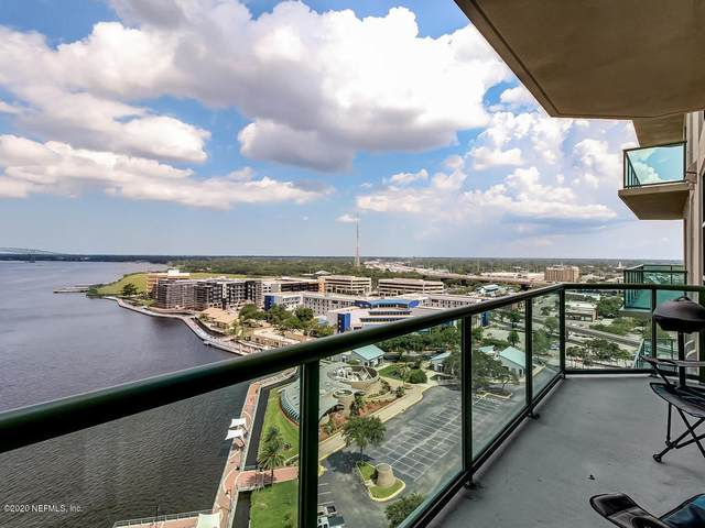 1431 Riverplace Blvd #1509, Jacksonville, FL 32207 (MLS #1045530) :: Memory Hopkins Real Estate