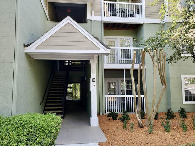 7701 Timberlin Park Blvd #1623, Jacksonville, FL 32256 (MLS #1045629) :: Bridge City Real Estate Co.