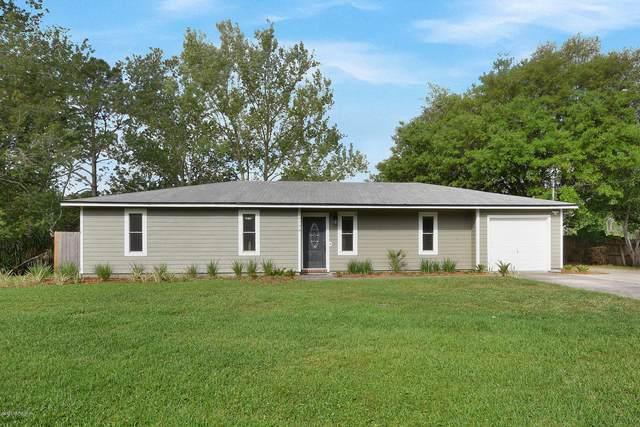 10774 Lariat Ln, Jacksonville, FL 32257 (MLS #1045704) :: Noah Bailey Group