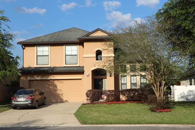 407 Hearthside Ct, Orange Park, FL 32065 (MLS #1045833) :: Ponte Vedra Club Realty