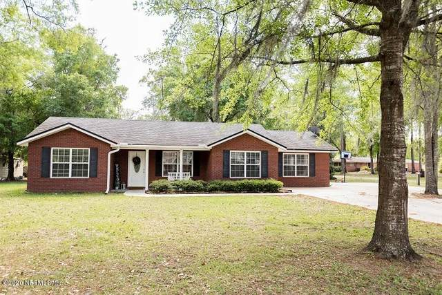 37045 W First St, Hilliard, FL 32046 (MLS #1046043) :: Noah Bailey Group