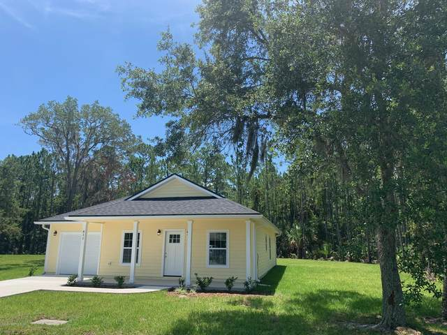 811 Avery St, St Augustine, FL 32084 (MLS #1046137) :: The Hanley Home Team