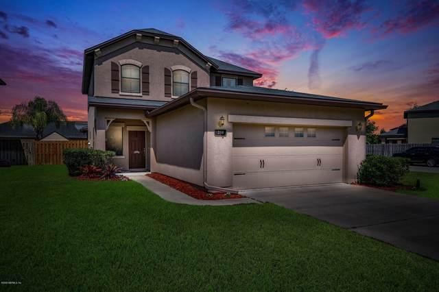 258 Buck Run Way, St Augustine, FL 32092 (MLS #1046178) :: Keller Williams Realty Atlantic Partners St. Augustine
