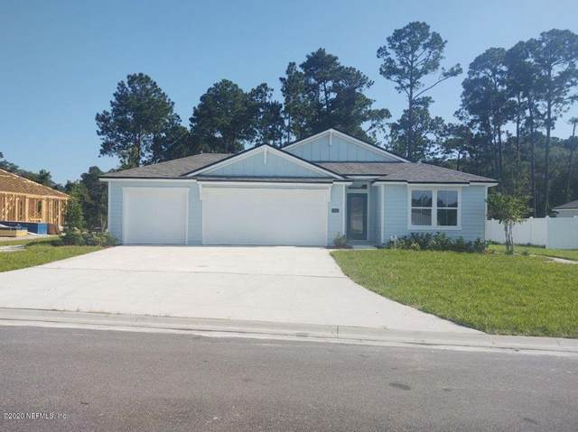 489 Chasewood Dr, St Augustine, FL 32095 (MLS #1046512) :: The Hanley Home Team