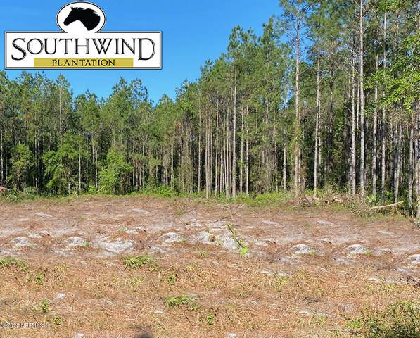 2439 Cabbage Hammock Rd Lot 4, St Augustine, FL 32092 (MLS #1046767) :: Berkshire Hathaway HomeServices Chaplin Williams Realty