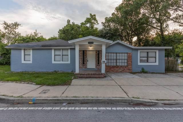 2424 N Canal St, Jacksonville, FL 32209 (MLS #1046827) :: Berkshire Hathaway HomeServices Chaplin Williams Realty
