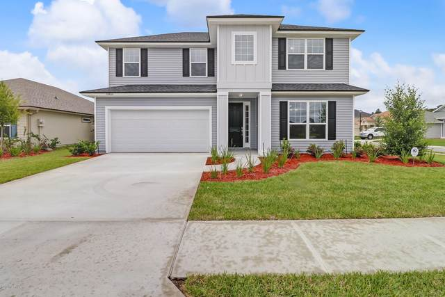 86600 Illusive Lake Ct #035, Yulee, FL 32097 (MLS #1047679) :: The Every Corner Team