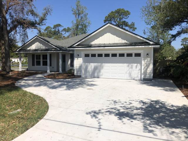 1417 Robin Hood Dr, Fernandina Beach, FL 32034 (MLS #1047774) :: The Hanley Home Team