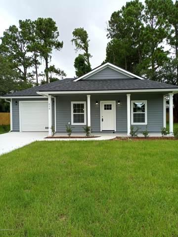 616 W 16TH St, St Augustine, FL 32080 (MLS #1047885) :: The Hanley Home Team