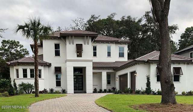 12510 Marsh Creek Dr, Ponte Vedra Beach, FL 32082 (MLS #1047889) :: The Newcomer Group