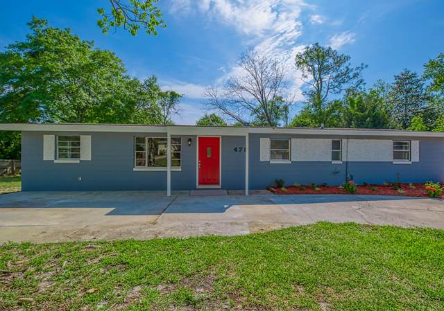 471 Sigsbee Rd, Orange Park, FL 32073 (MLS #1047921) :: EXIT Real Estate Gallery