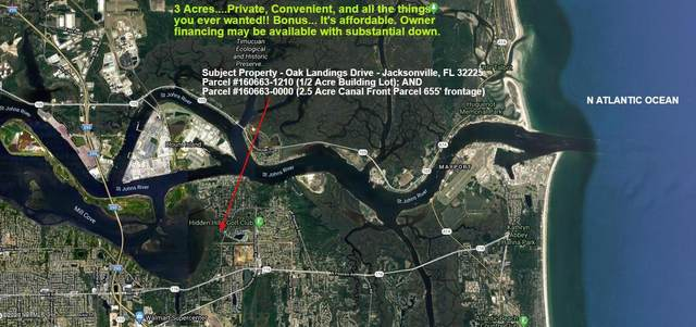 0 Oak Landings Dr, Jacksonville, FL 32225 (MLS #1048271) :: Keller Williams Realty Atlantic Partners St. Augustine